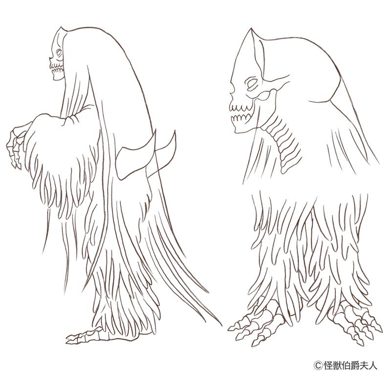 怪獣デザイン